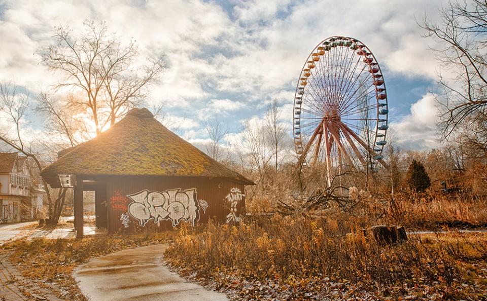 Dortmund | Fotostudio Dortmund - Spreepark Berlin