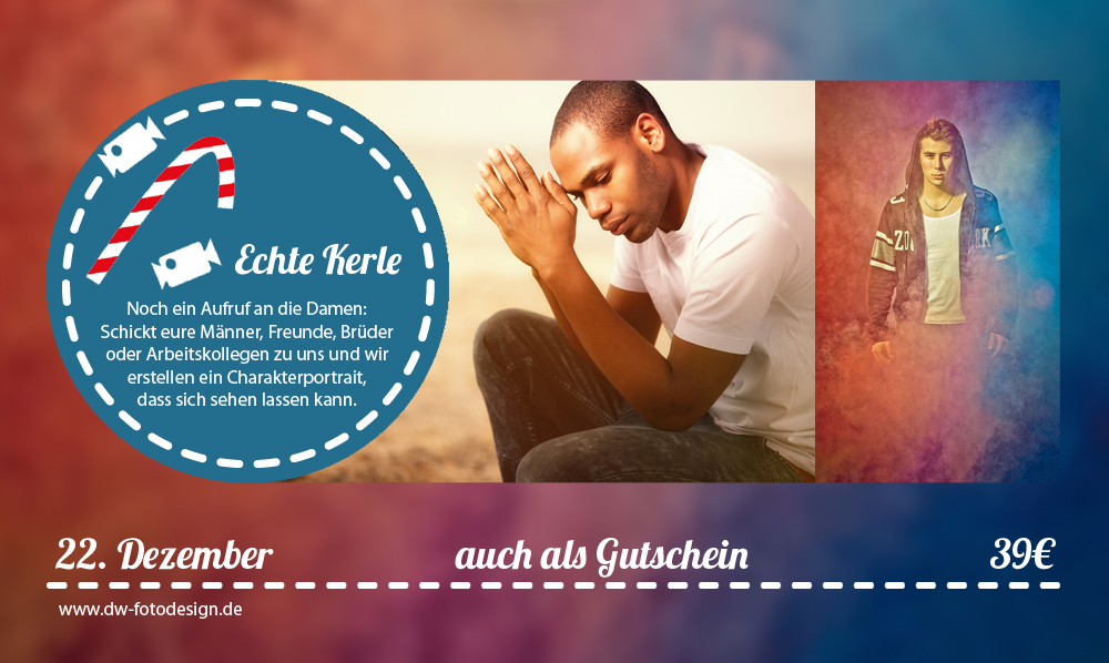 Fotostudio   Fotograf Dortmund - Adventskalender Tag 22